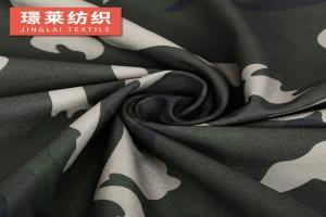 T400印花服装面料印花