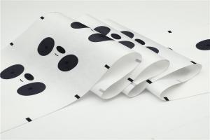 水刺布蒸汽眼罩印花