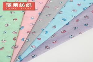水刺布口罩印花